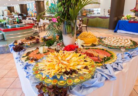 Buffet - Hotel HL Club Playa Blanca****-