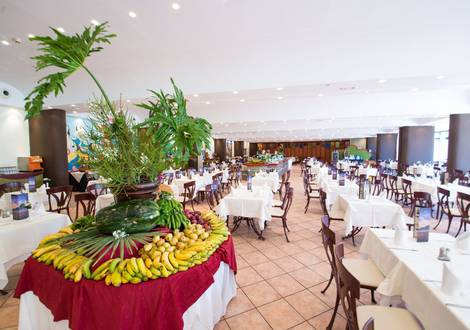 Buffet Hotel HL Club Playa Blanca****