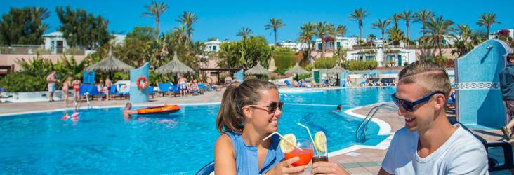 POOL-BAR HL Club Playa Blanca**** Hotel Lanzarote