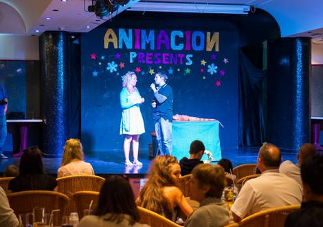 Animation Hotel HL Club Playa Blanca****
