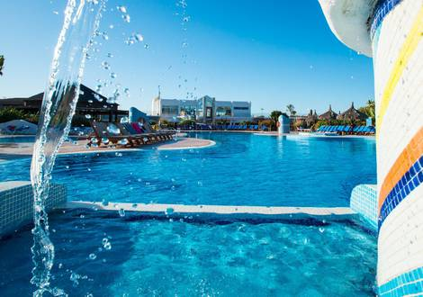 Pools HL Club Playa Blanca**** Hotel Lanzarote